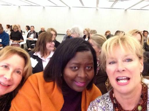Group selfie at ADAC roomsrevamped.com