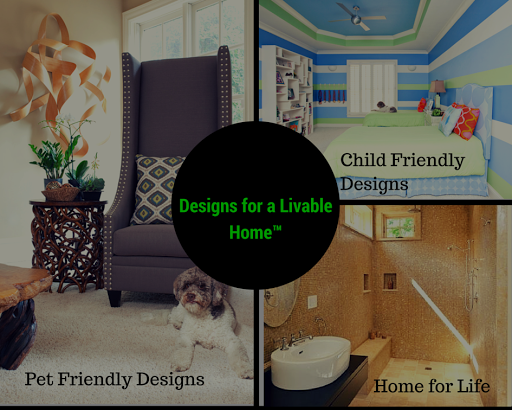 Designs for a Livable Home™ www.roomsrevamped.com