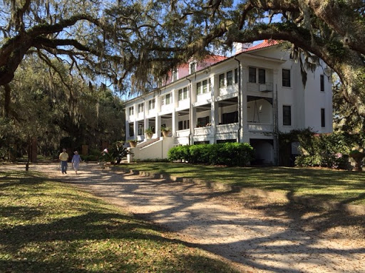 Greyfield Inn on Cumberland Island