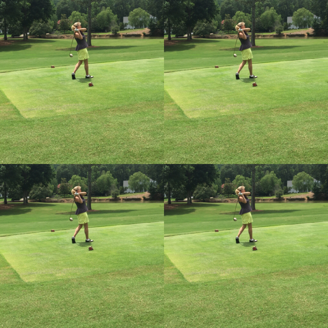 Lifestyle: Balancing Work & Life- Golf on Wednesdays is Good for My Soul...