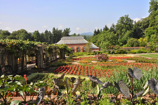 The Walled Gardens at the Biltmore