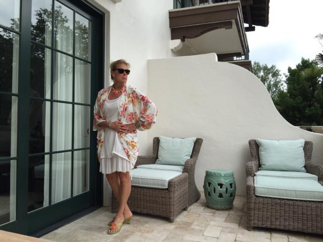 Over 50 Fashion| Kimono Jacket | Hello I'm 50ish