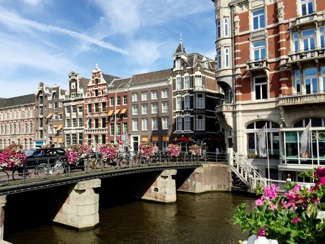 Travel over 50: Rhine River Cruise: Part 1 Amsterdam| Robin LaMonte