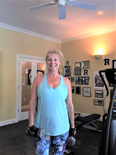 Healthy Lifestyle Over 50: Lifting Weights during the Holiday Season-Hello I'm 50ish
