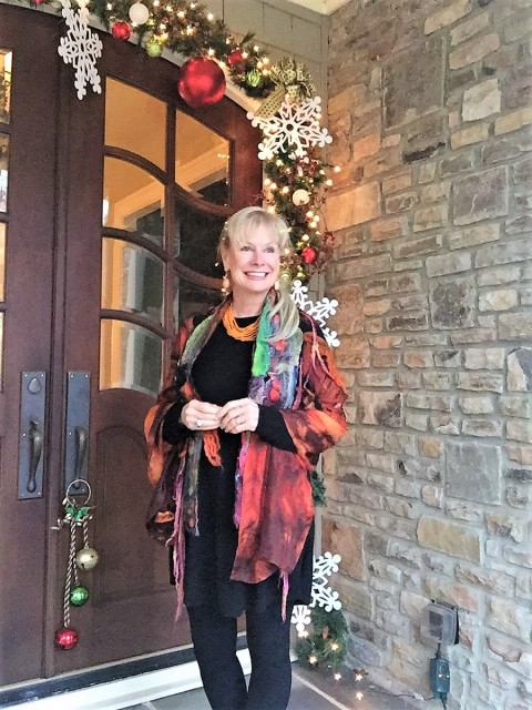 Fashion Over 50: Having Fun with Fashion-Hello I'm 50ish