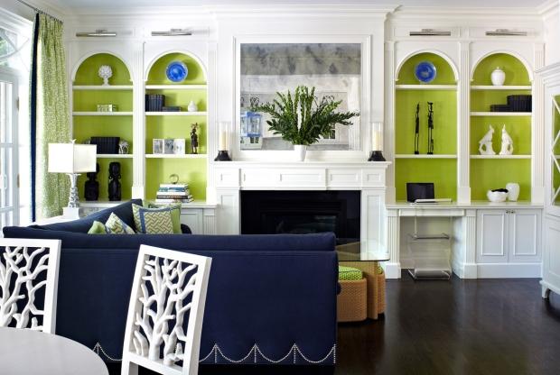 navy-green-family-room