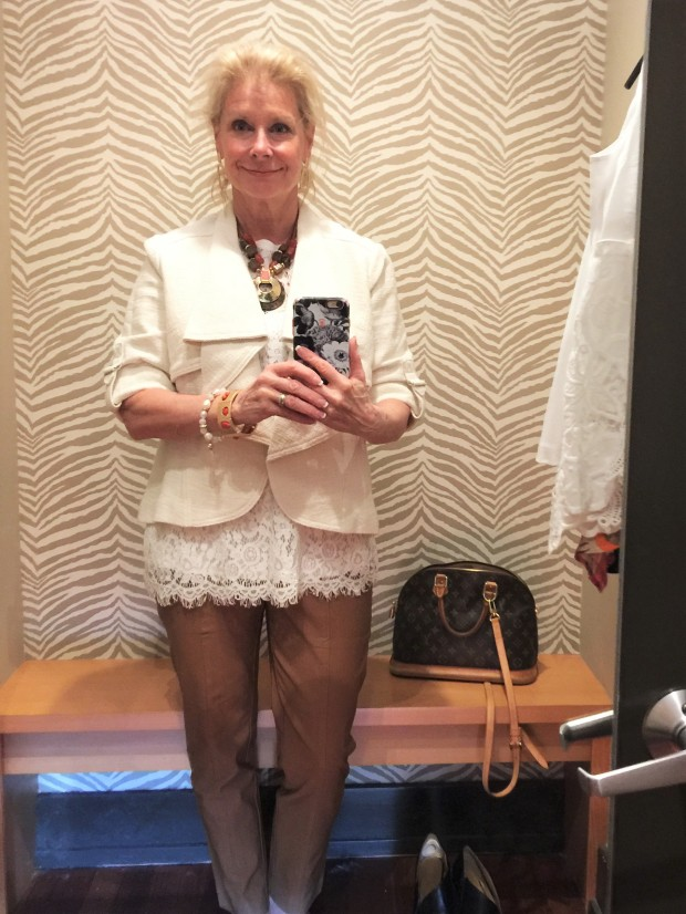 Fashion over 50: Working Girl Style