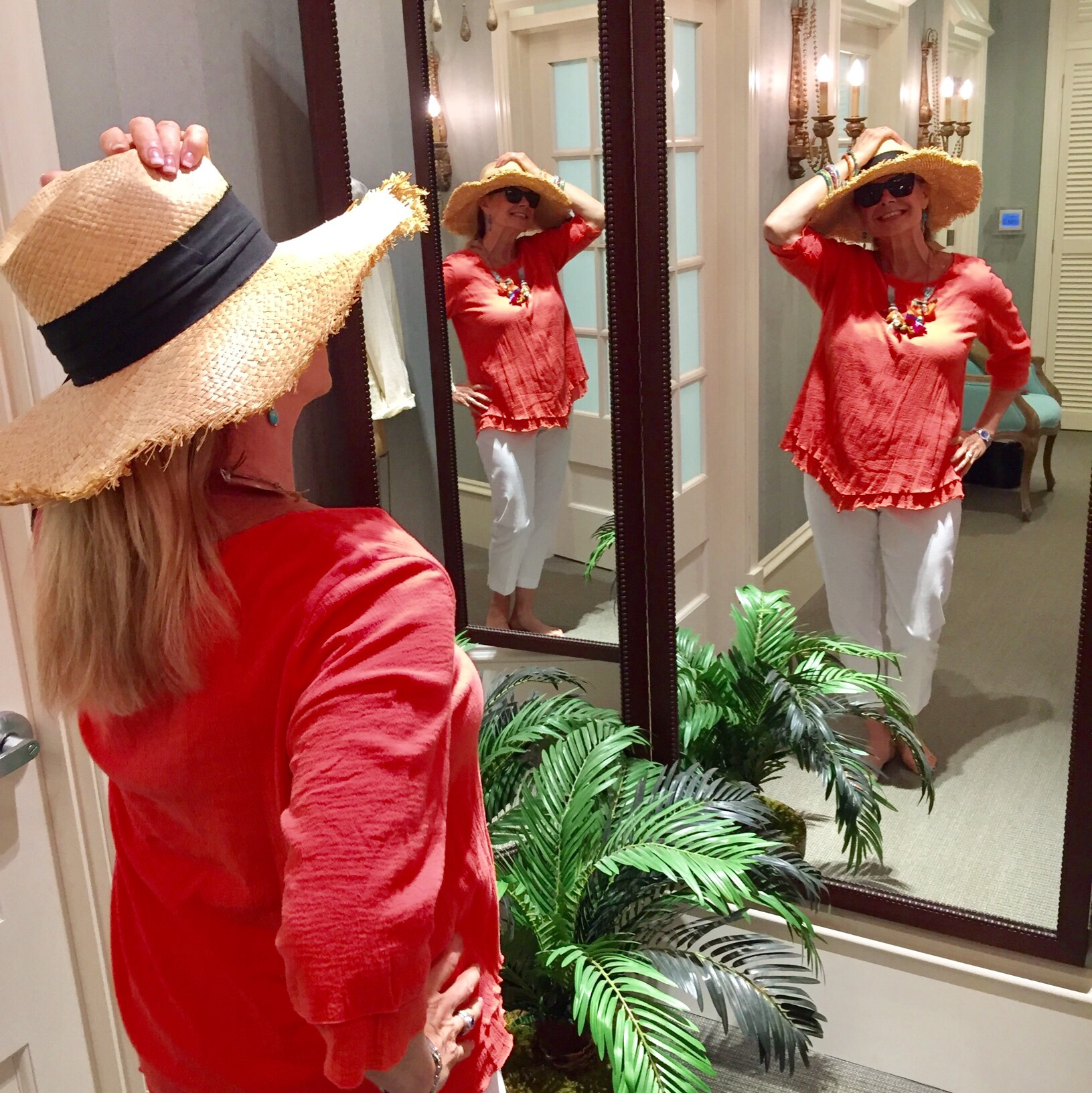 Fashion Over 50: The Beach Bum