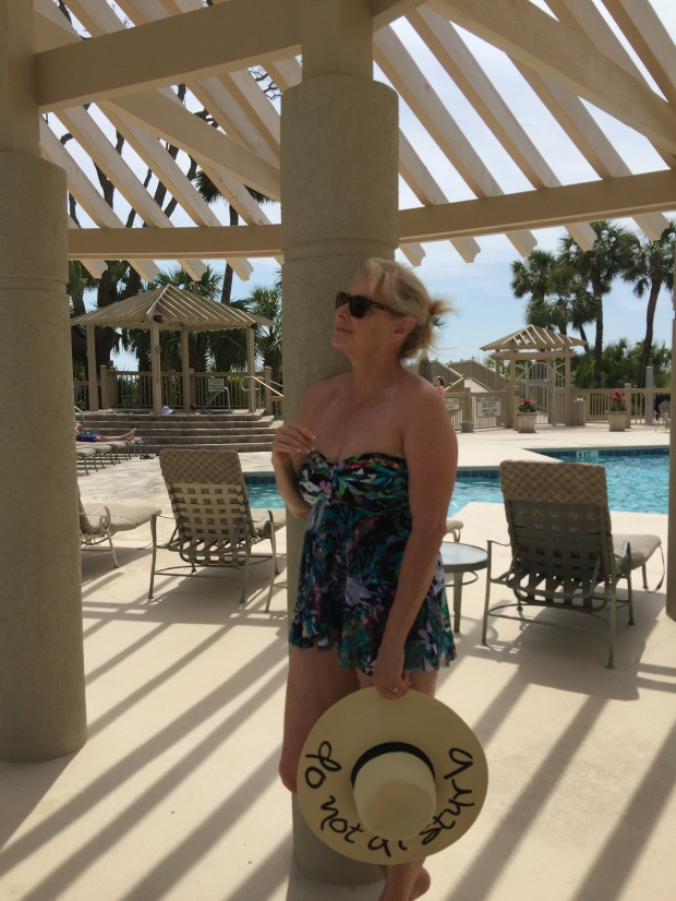 Fashion over50: selecting a Swimsuit for the beach