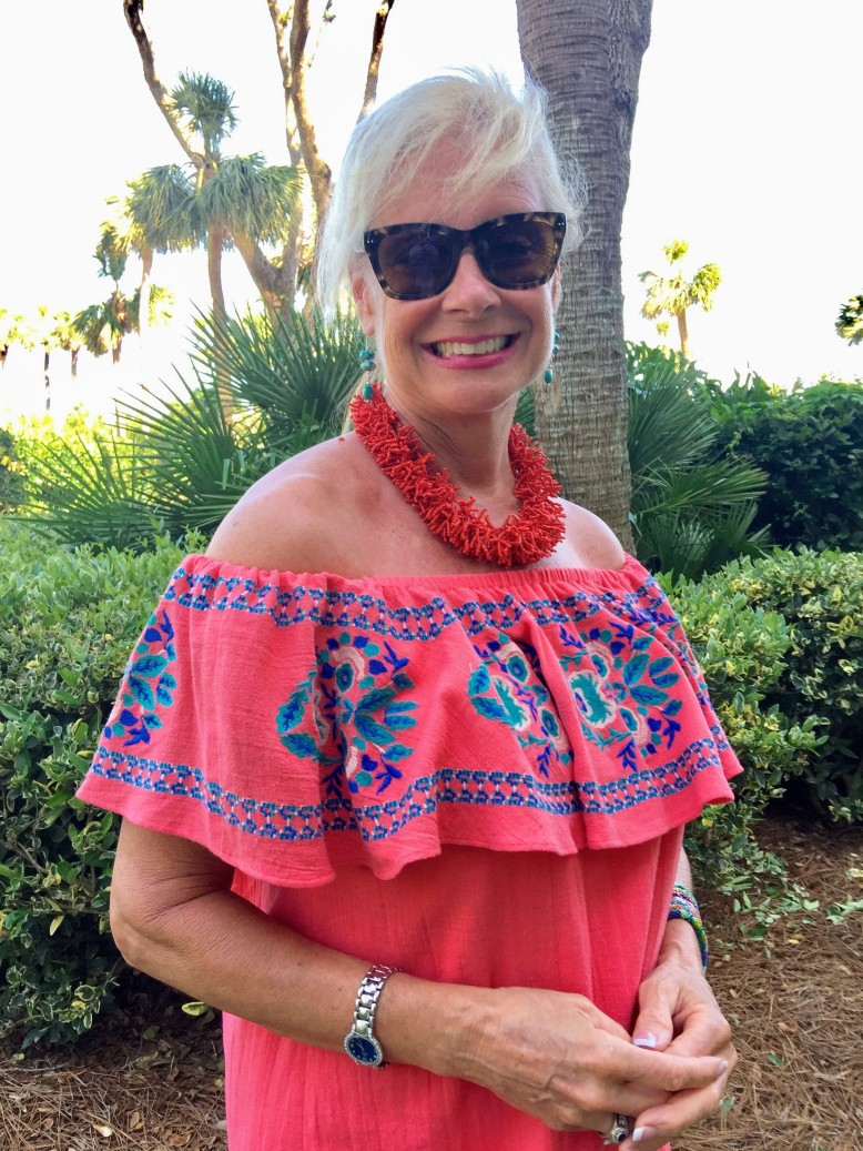 Fashion Over 50: Date Night in Hilton Head
