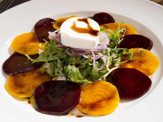 Beet Salad at Ombra