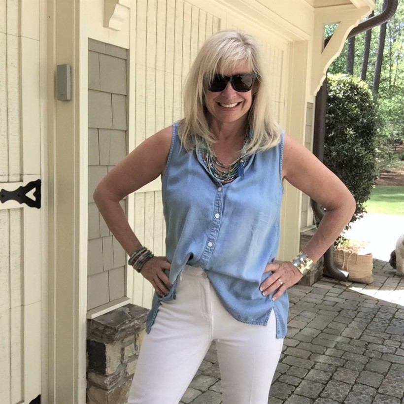 Fashion over 50: Inside or Outside?