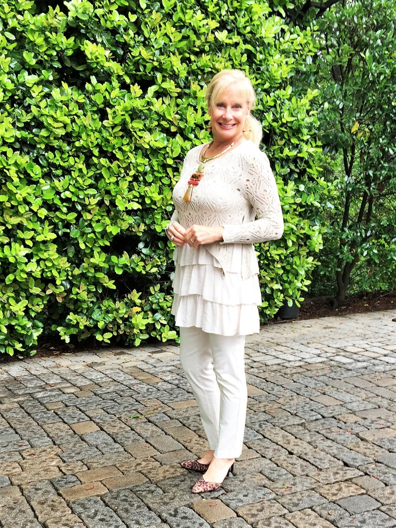 Fashion Over 50: Date Night with the Girls